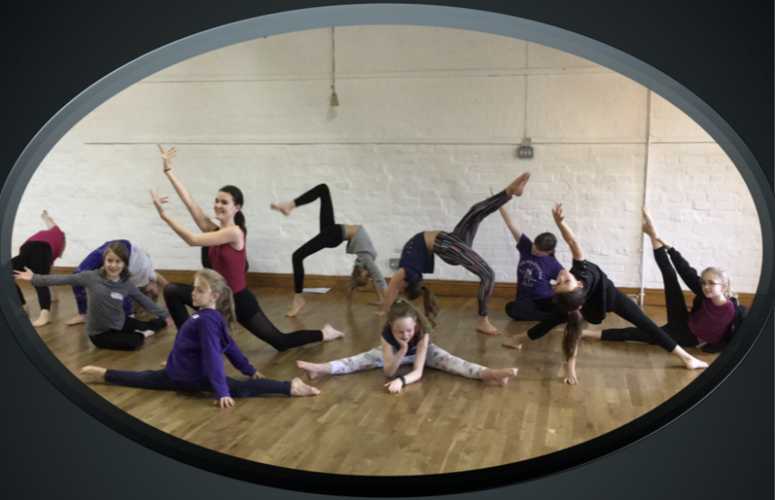 Acro Dance Workshop 12 February 2018