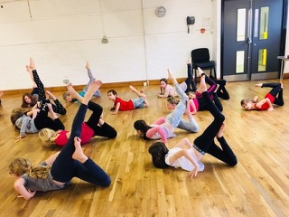 Christmas Dance Workshop 2017 review