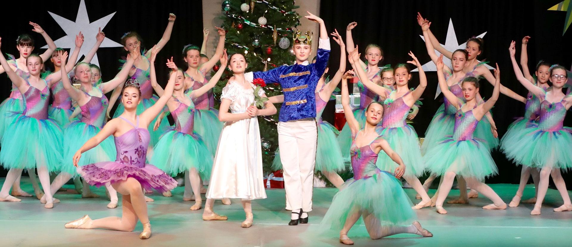 Nutcracker Ballet Production
