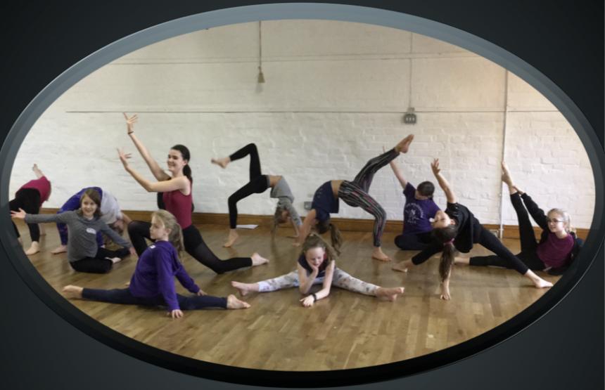 Acro Dance Workshop 12 February 2018