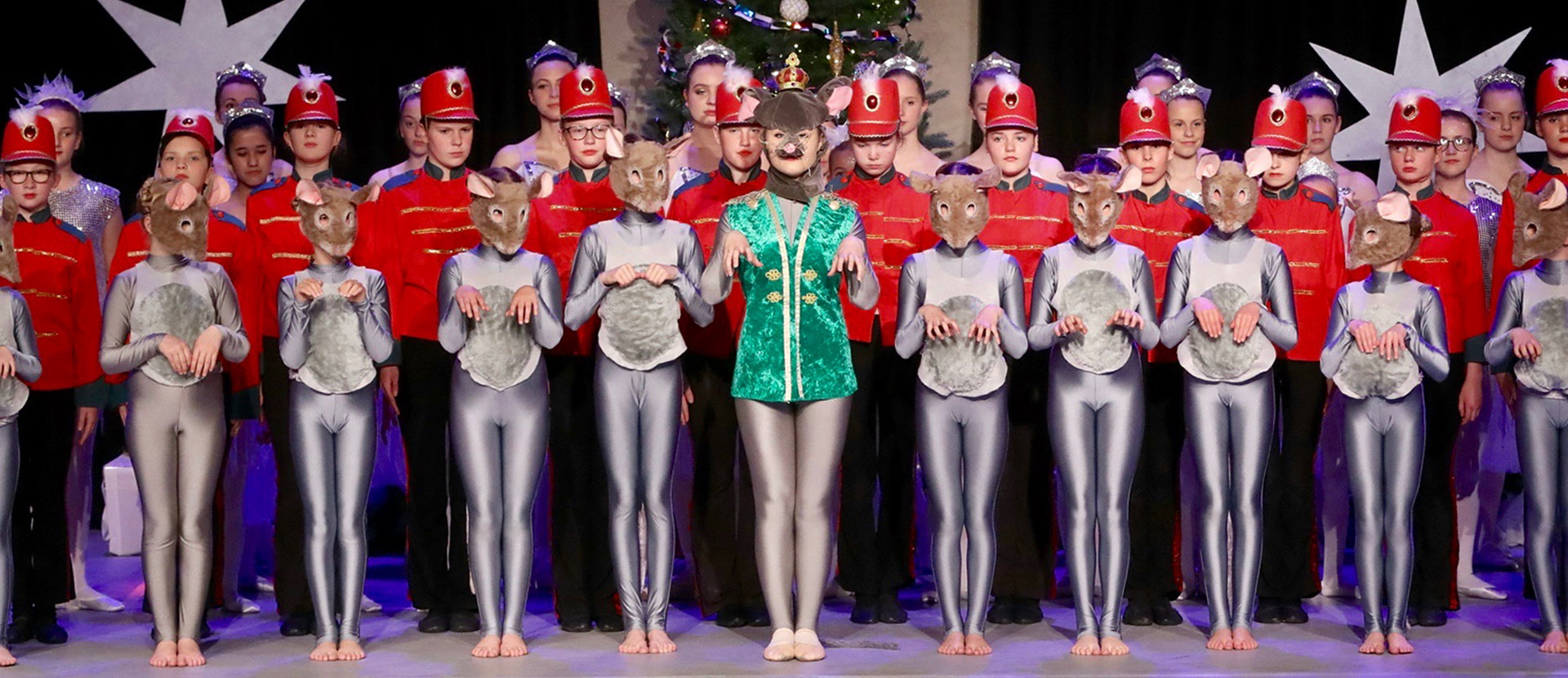 Nutcracker Modern Dance Production