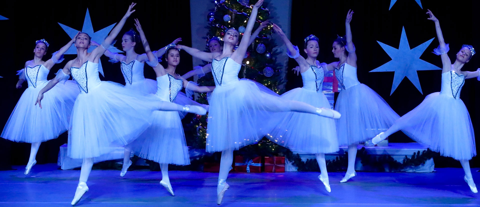 Nutcracker Ballet Production