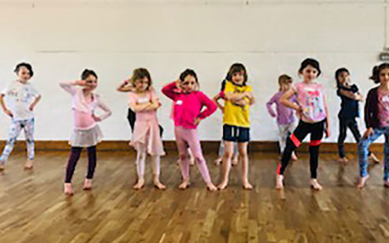 Easter Dance Workshop 2019 write up